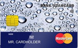 Кредитная карта Standart Aqua Авангарт банк